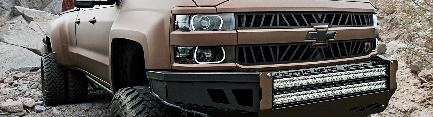 Chevy Silverado 3500 Accessories Parts Carid Com