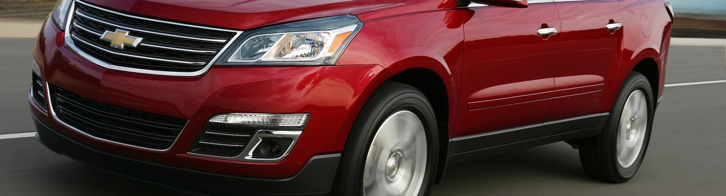 Chevy Traverse Accessories & Parts
