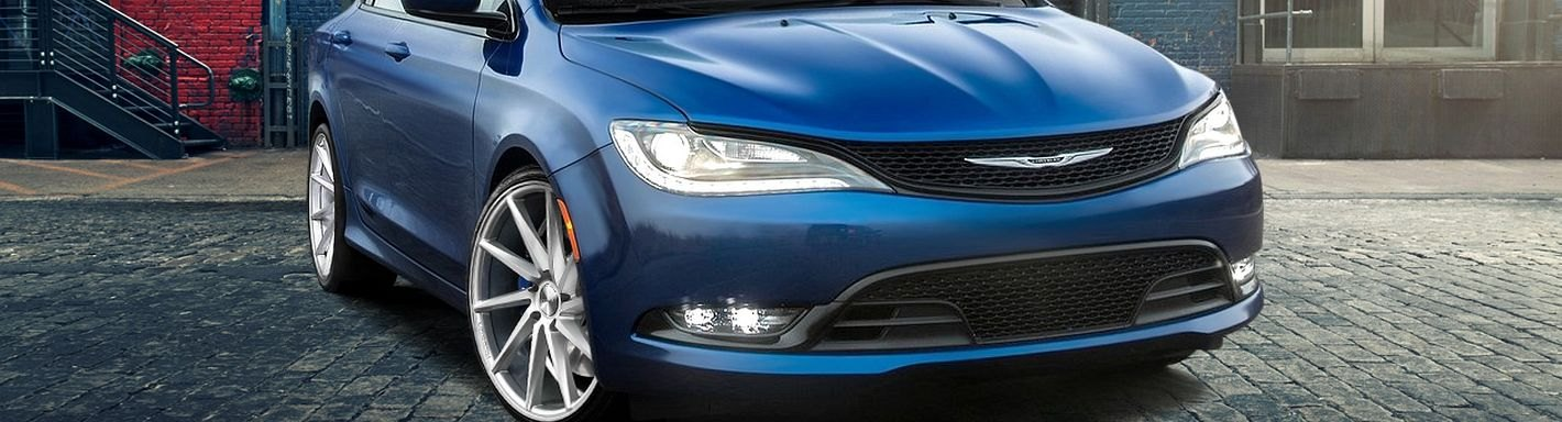 Chrysler 200 Accessories & Parts