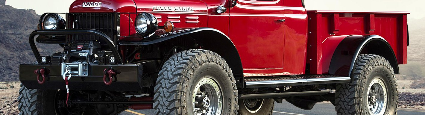 Dodge Power Wagon Accessories & Parts