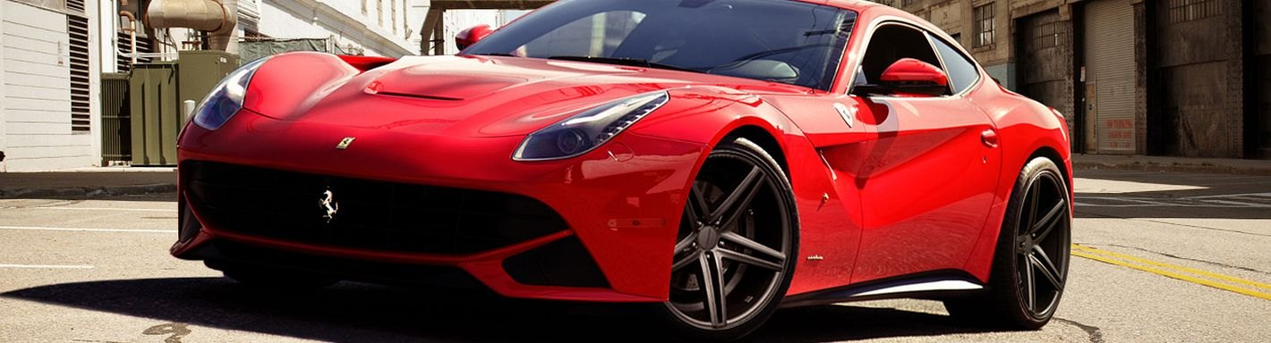 Ferrari F12 Berlinetta Accessories & Parts