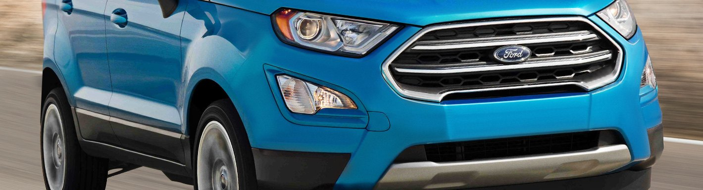 Ford Ecosport Accessories Parts