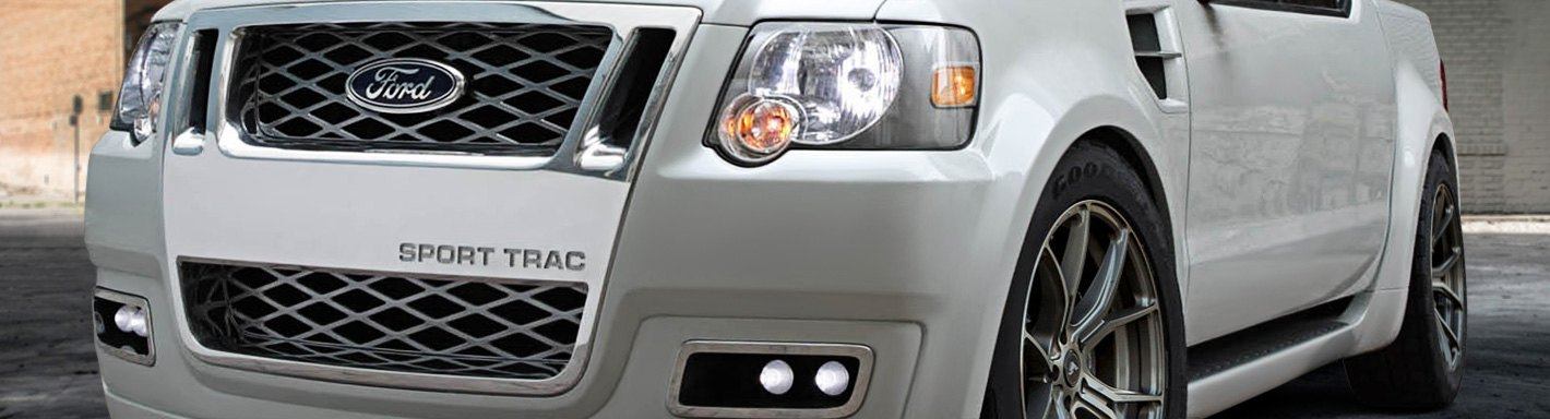 Ford Sport Trac Accessories Parts