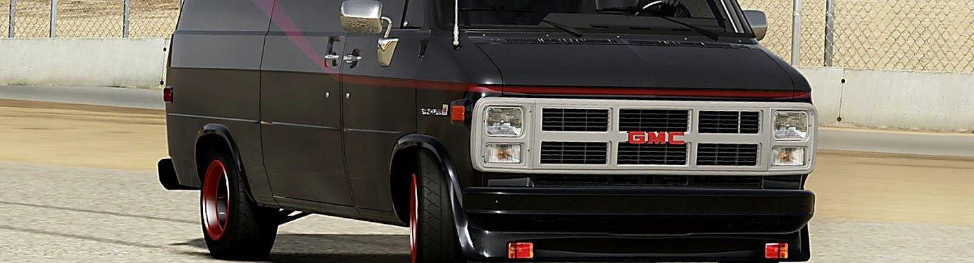 1976 gmc rally stx van