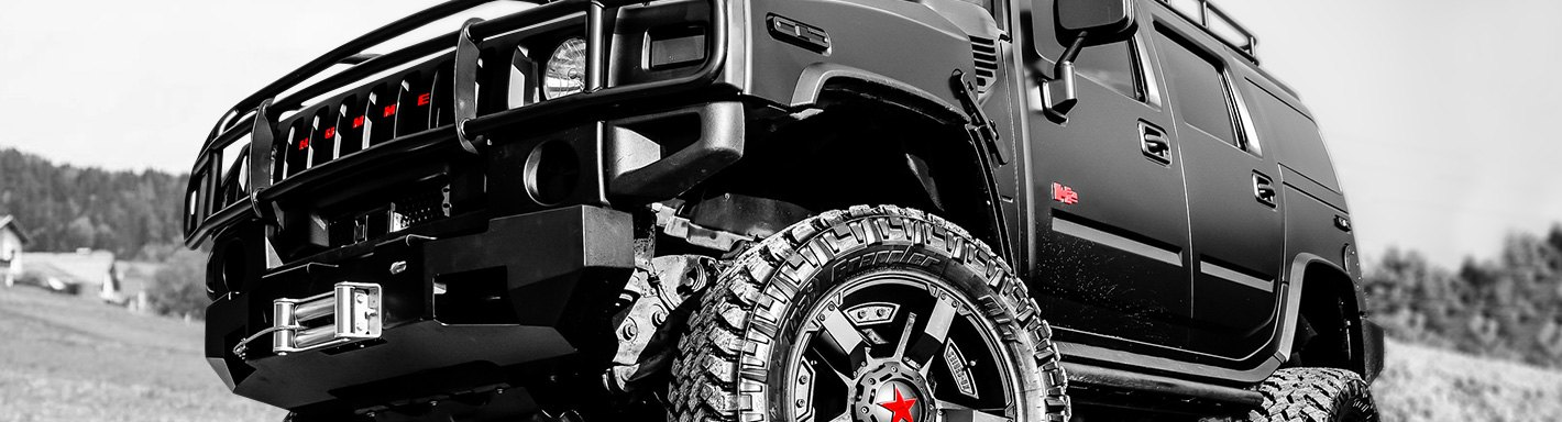 Hummer H2 Accessories & Parts