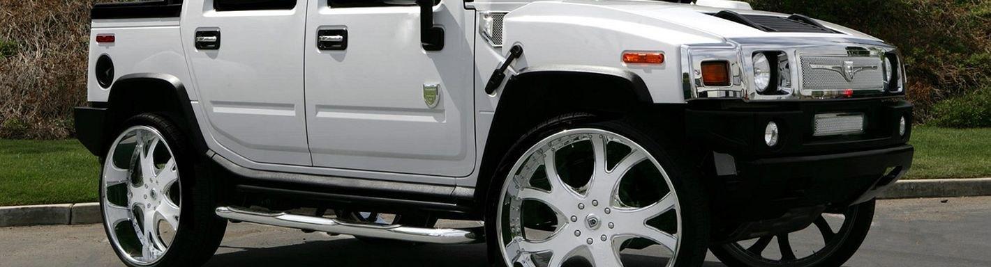 Hummer H2 SUT Accessories