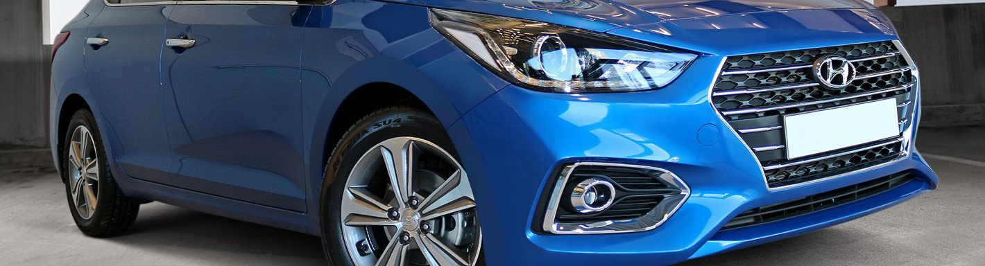Hyundai Accent Accessories Parts