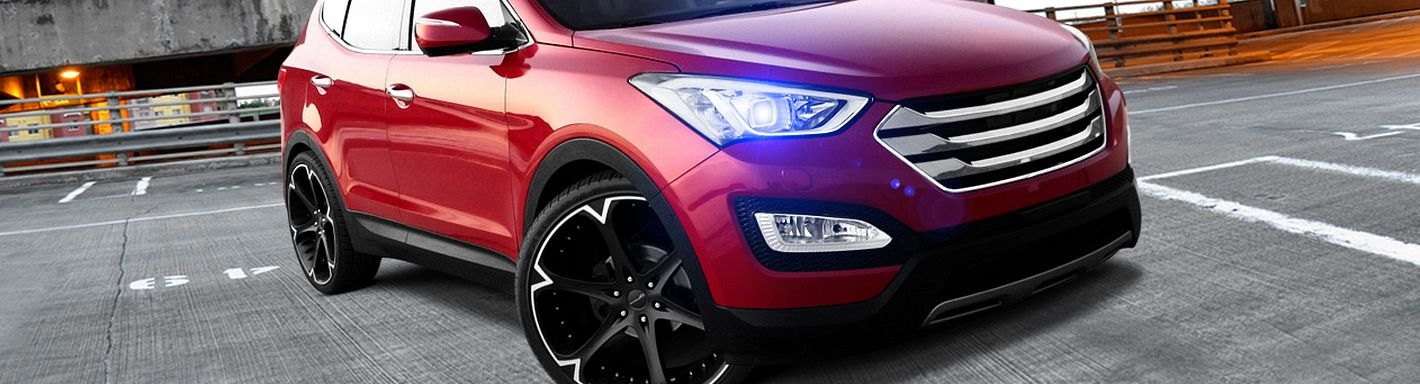 Hyundai Santa Fe Accessories & Parts