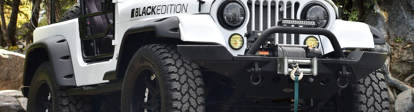 Jeep CJ Accessories & Parts