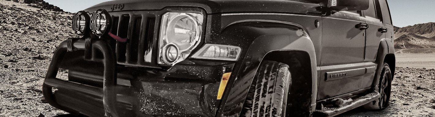 Jeep Liberty Accessories & Parts