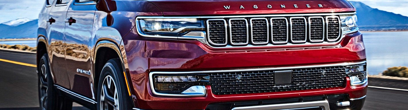 Jeep Wagoneer Accessories & Parts