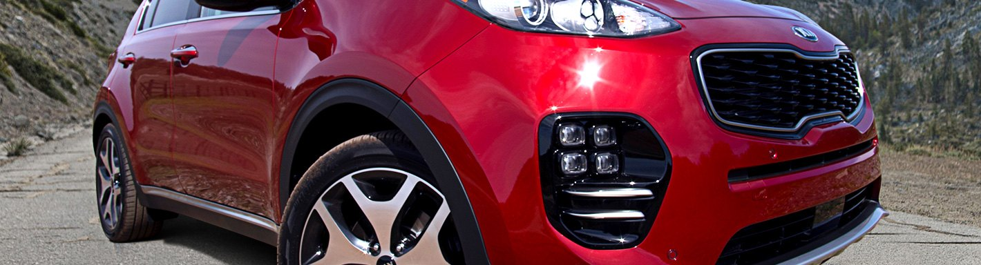 Kia Sportage Accessories & Parts