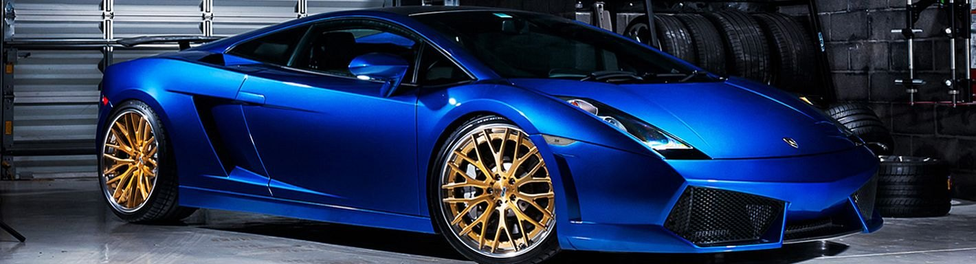 Lamborghini Gallardo Accessories & Parts