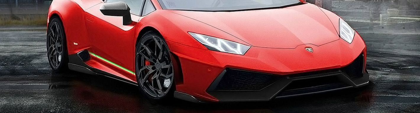 Lamborghini Huracan Accessories & Parts