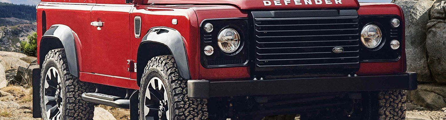 Land Rover Defender Accessories & Parts