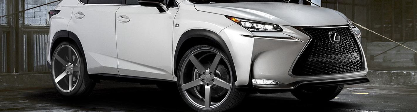 Lexus NX Accessories & Parts