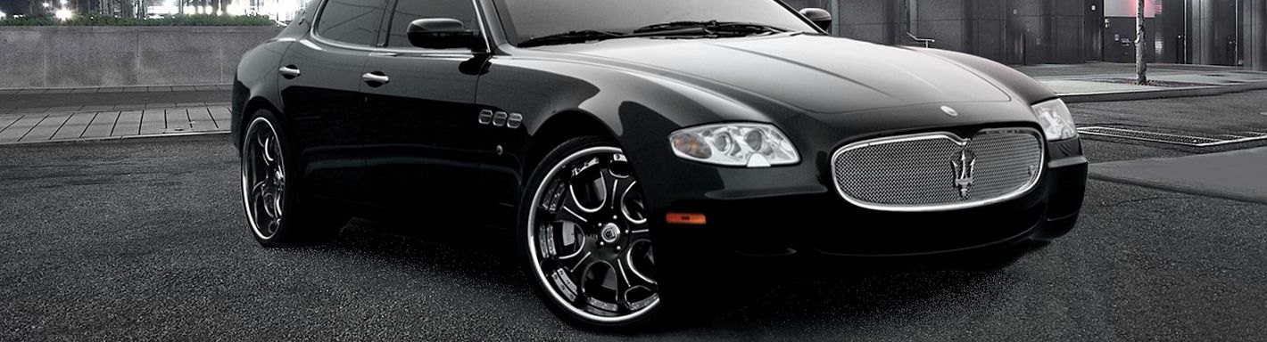 maserati quattroporte accessories parts