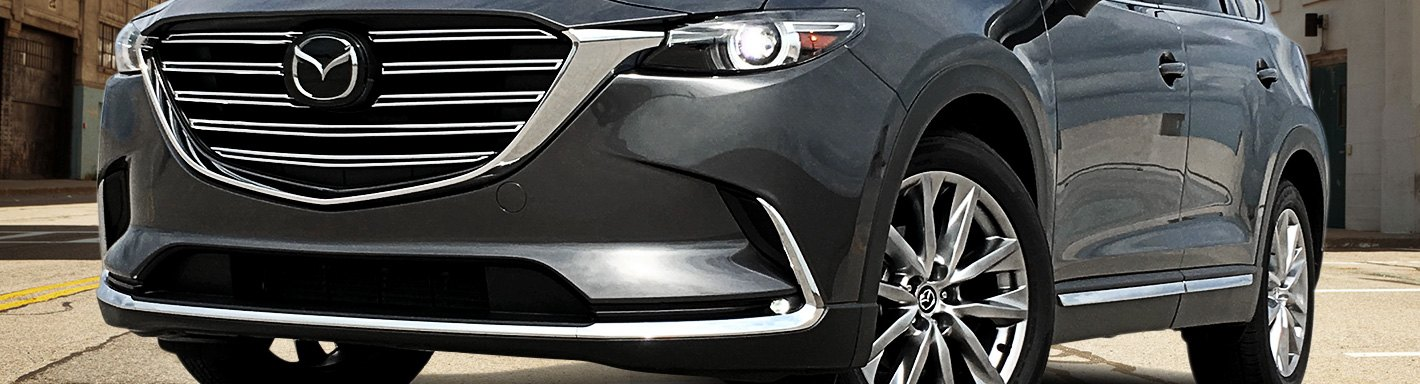 Mazda cx 9 Accessories Parts