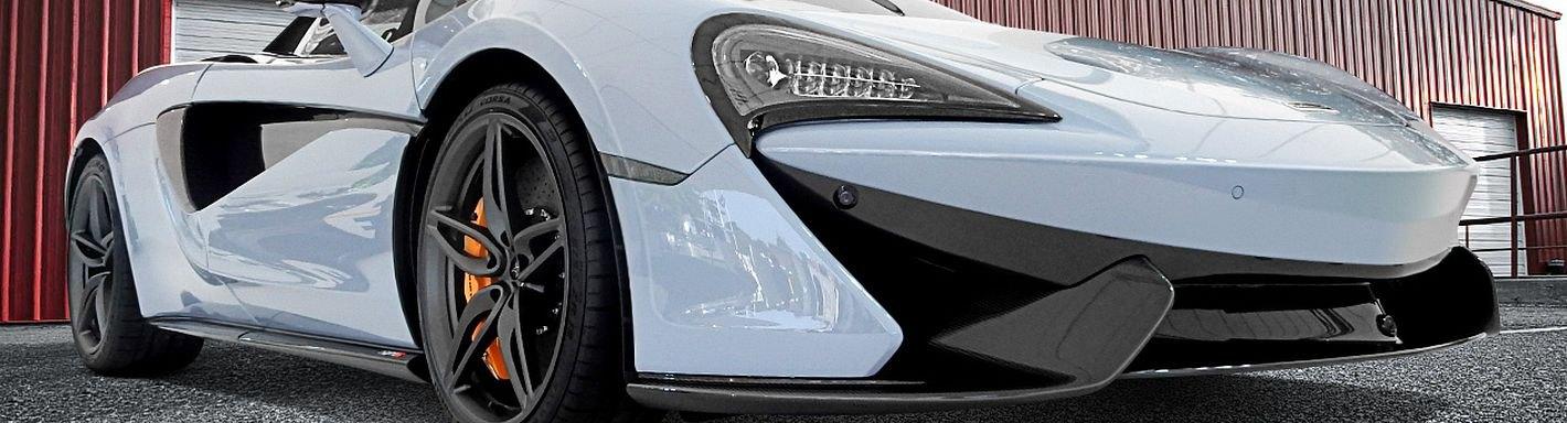 Mclaren 570s Accessories Parts: Mclaren 570s Aftermarket Exhaust At Woreks.co