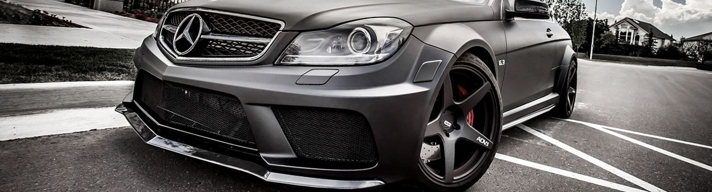 mercedes c class accessories parts