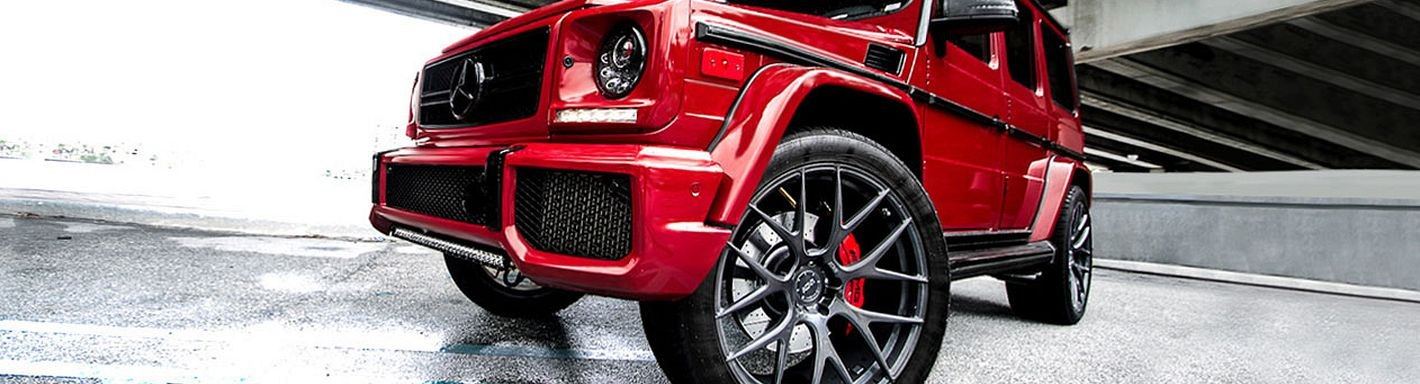 Mercedes G Class Accessories & Parts