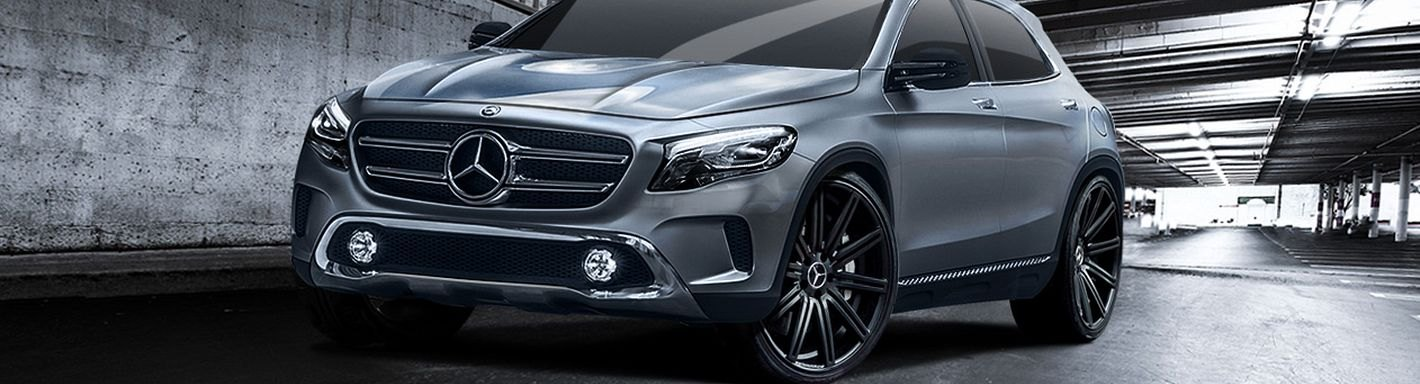 Mercedes GLA Class Accessories & Parts