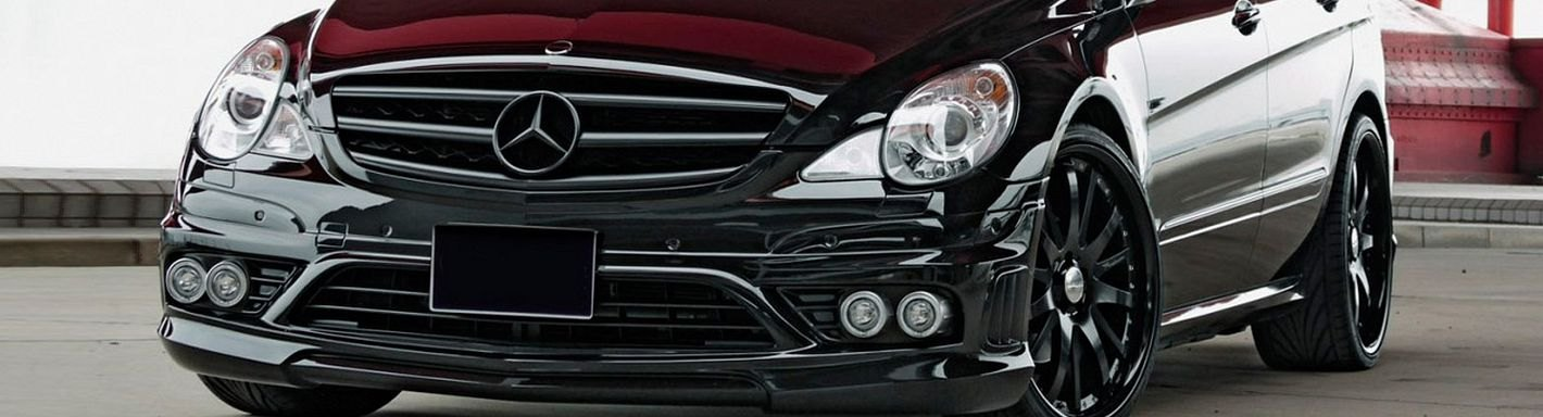 Mercedes r class accessories parts for Mercedes benz r350 accessories