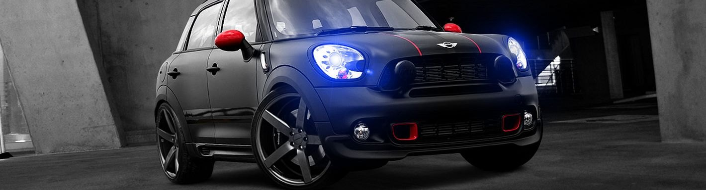 Mini Countryman Accessories Parts