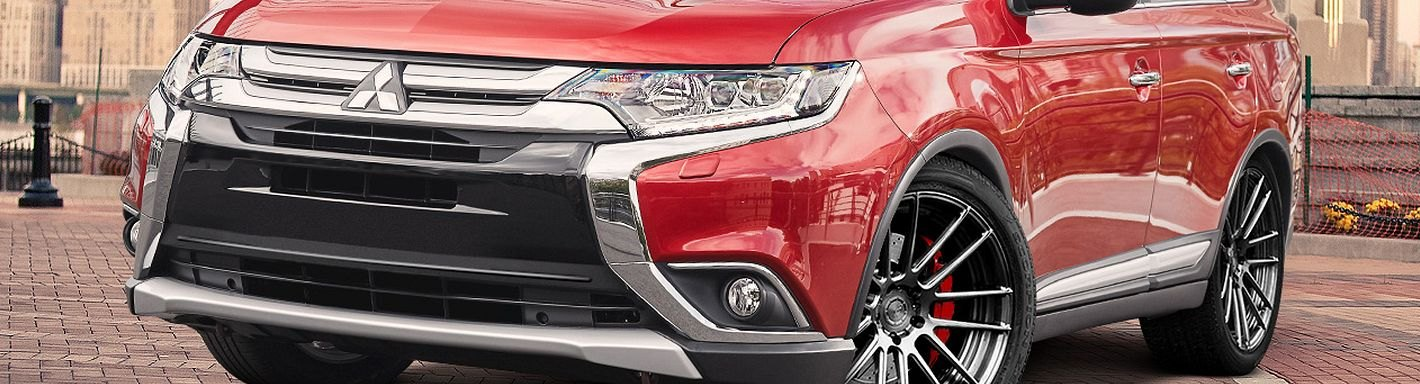 Mitsubishi Outlander Accessories Amp Parts Carid Com