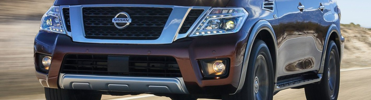 Nissan Armada Accessories Amp Parts Carid Com