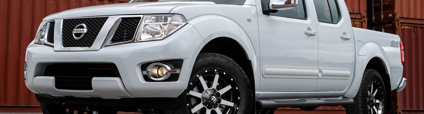 Nissan Frontier Accessories & Parts - CARiD.com