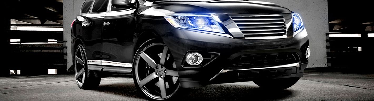 Nissan Pathfinder Accessories & Parts - CARiD com