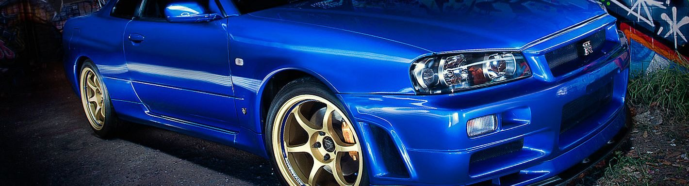 Nissan Skyline Accessories & Parts
