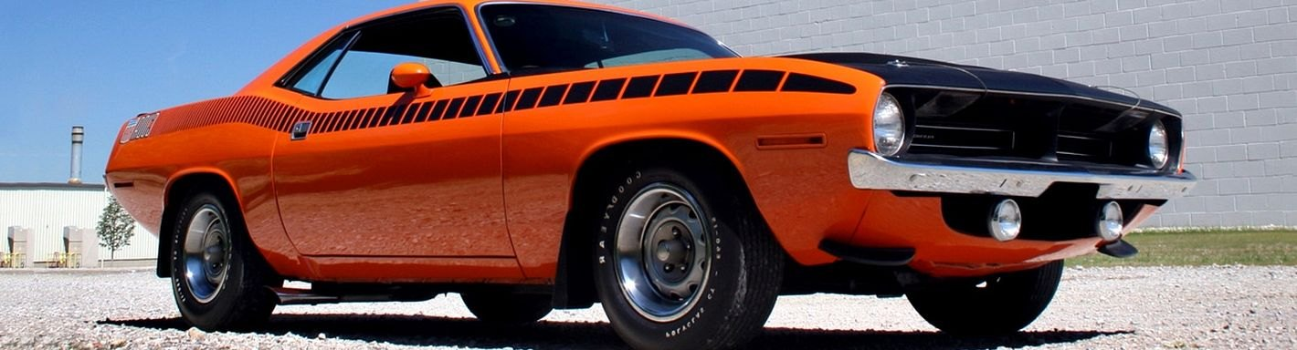 Plymouth Barracuda Accessories & Parts - CARiD com