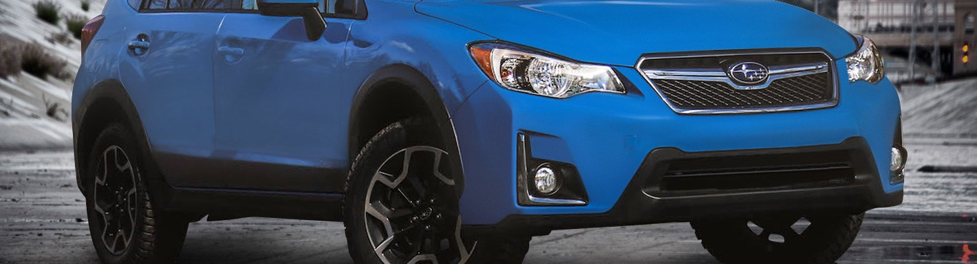 Subaru Crosstrek Accessories & Parts - CARiD com