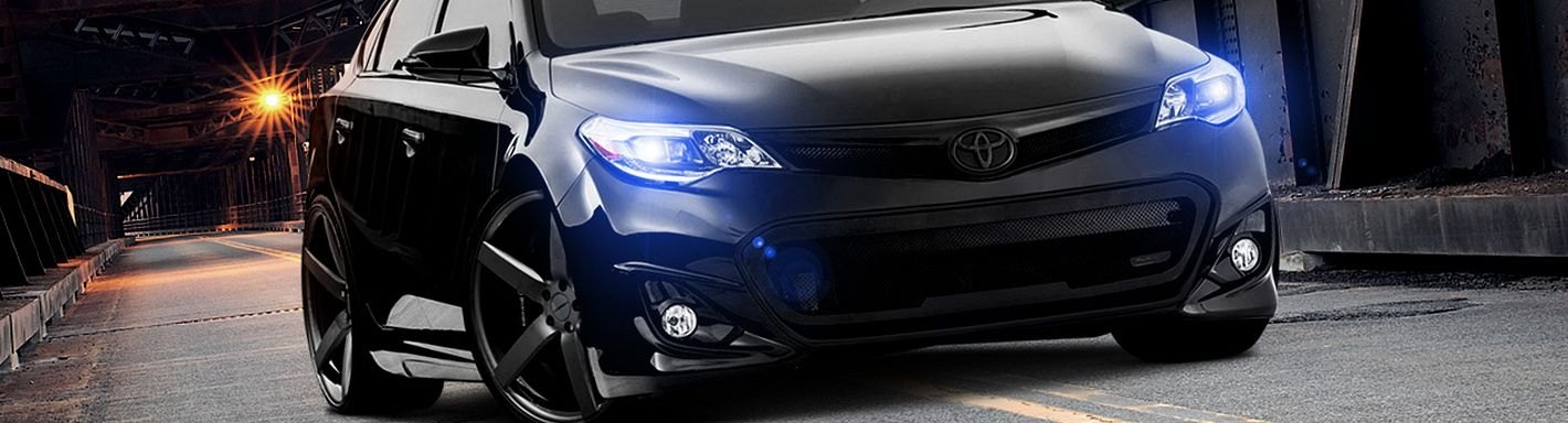 Toyota Avalon Accessories & Parts