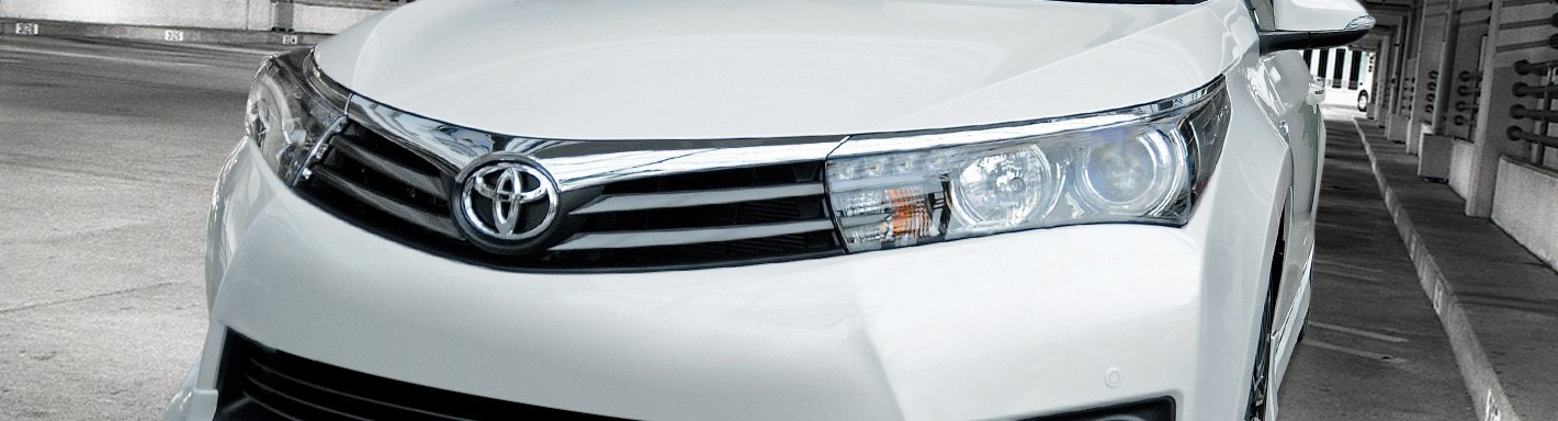 Toyota Corolla Accessories & Parts