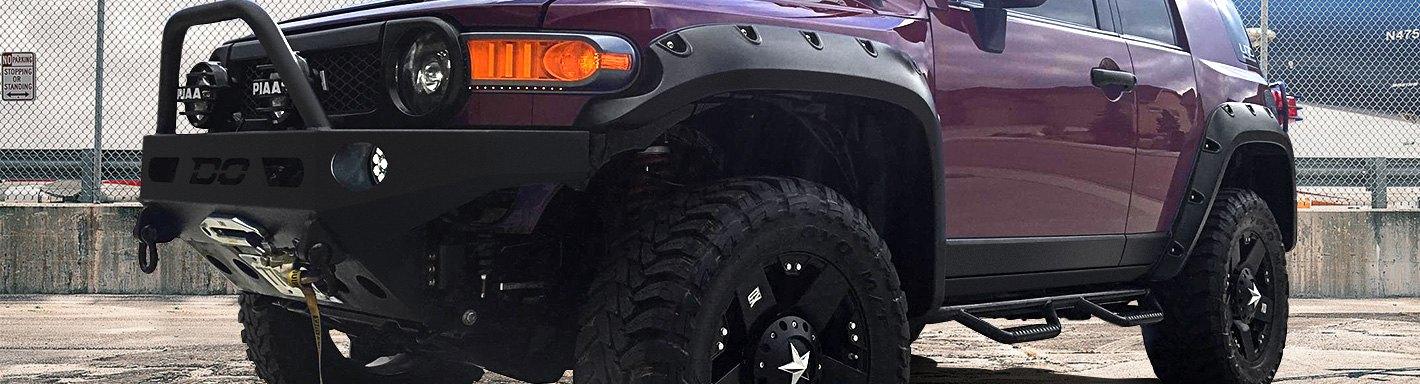 Toyota Fj Cruiser Accessories Parts Caridcom