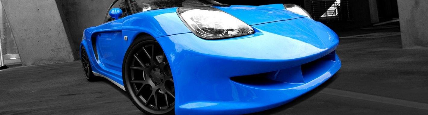 Toyota mr2 accessories parts for Mr2 spyder interior accessories