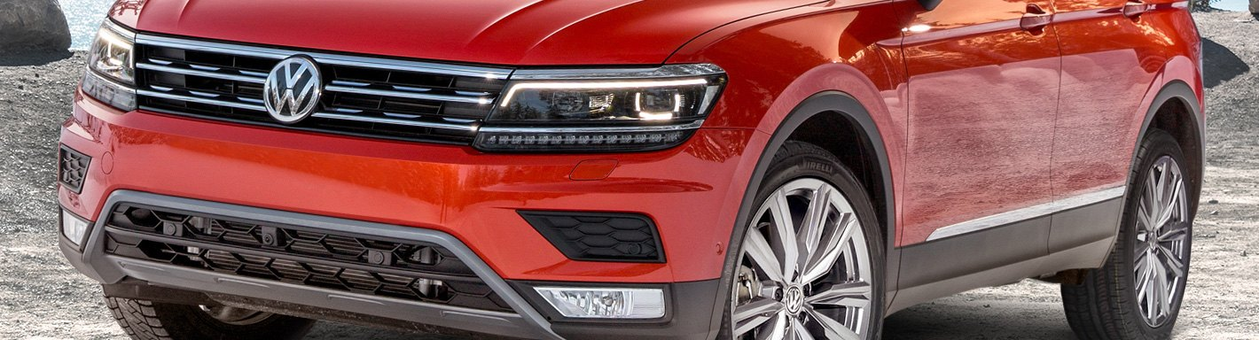 Volkswagen Tiguan Accessories & Parts