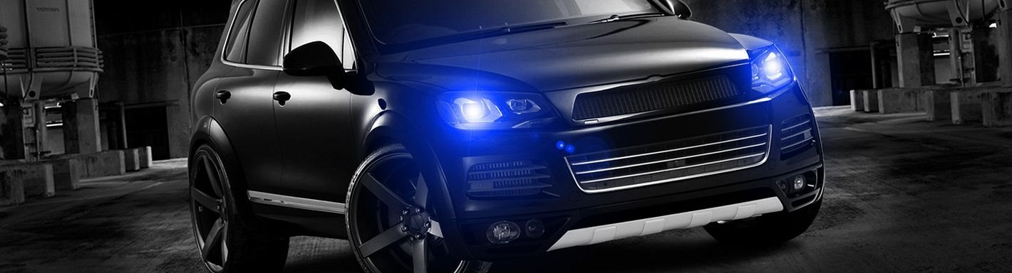 Volkswagen Touareg Accessories & Parts