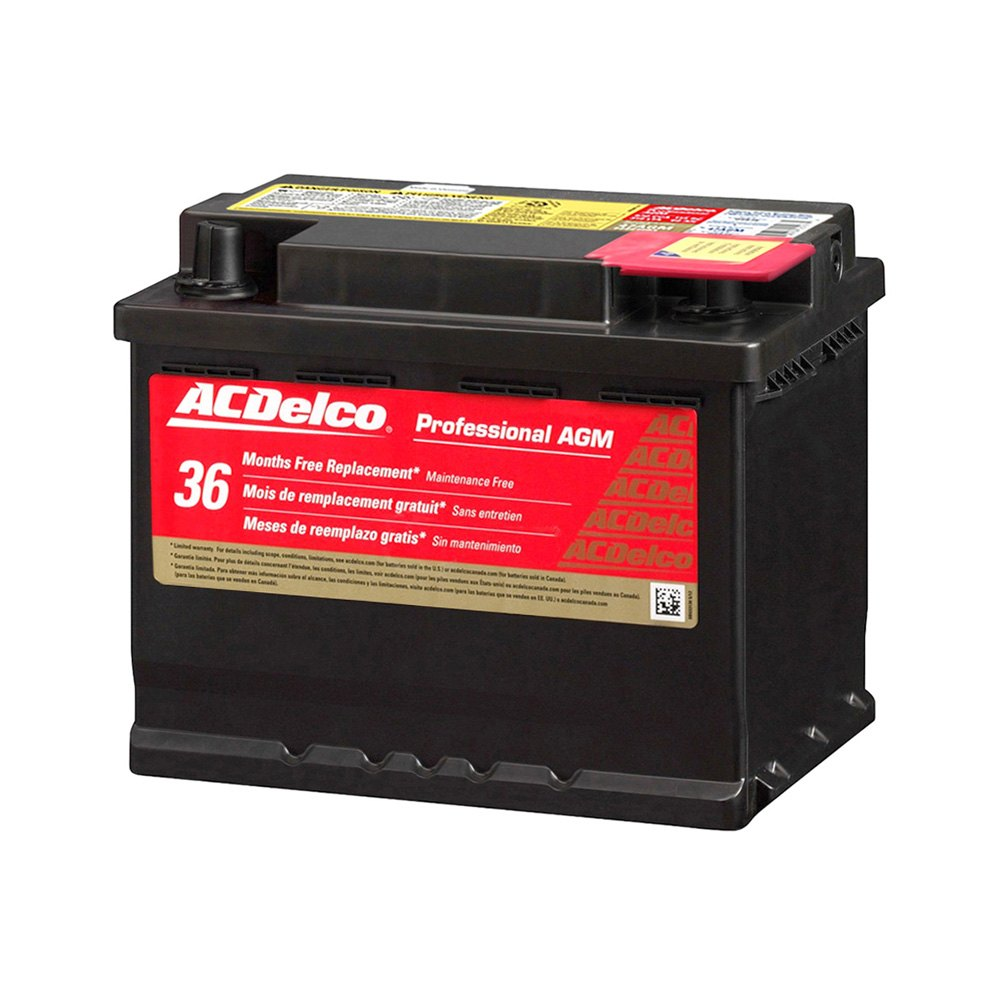 acdelco chevy cruze 2014 2015 professional agm heavy duty battery. Black Bedroom Furniture Sets. Home Design Ideas