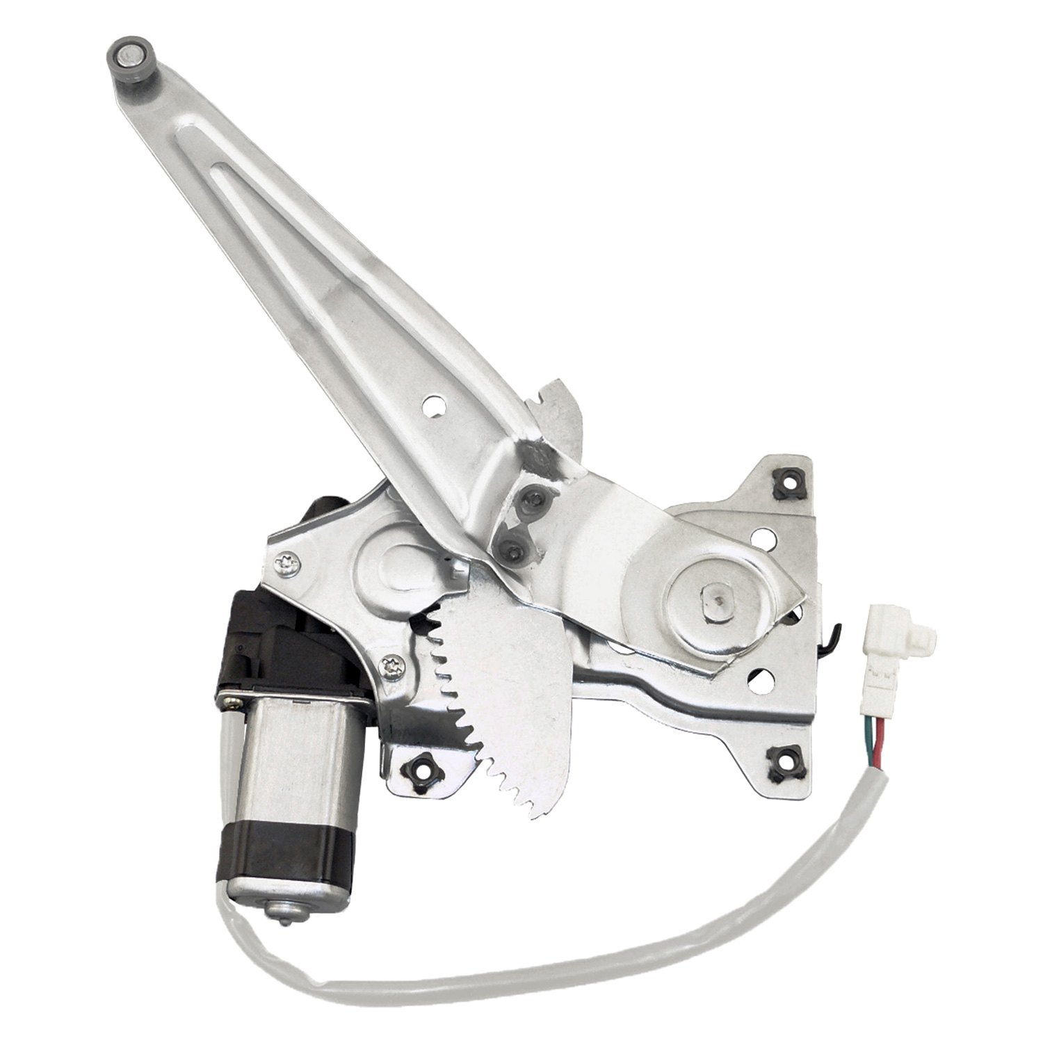 ACDelco 11A265 Professional Front Driver Side Power Window Regulator with Motor