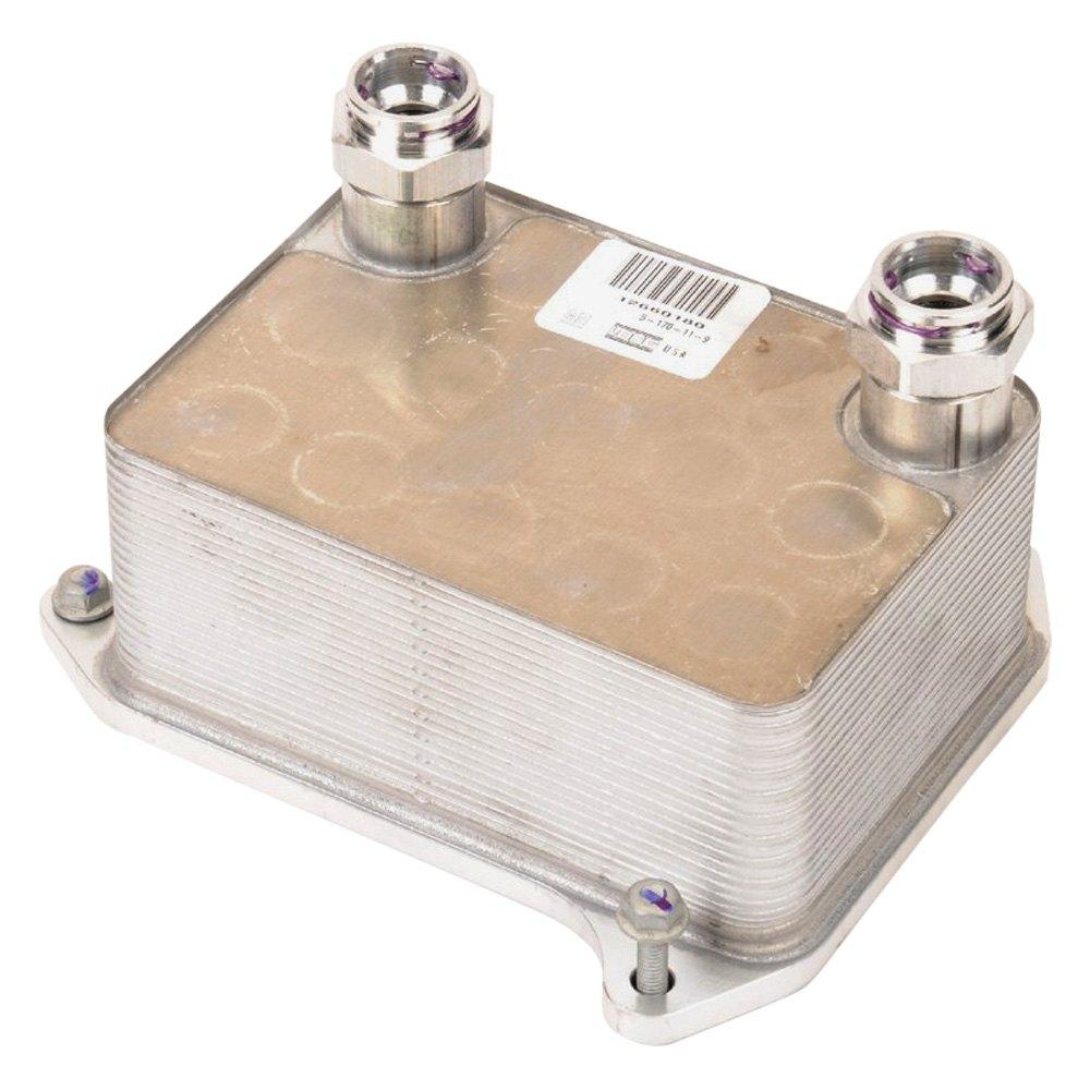 Oil Cooler Technology : Acdelco gm original equipment™ oil cooler