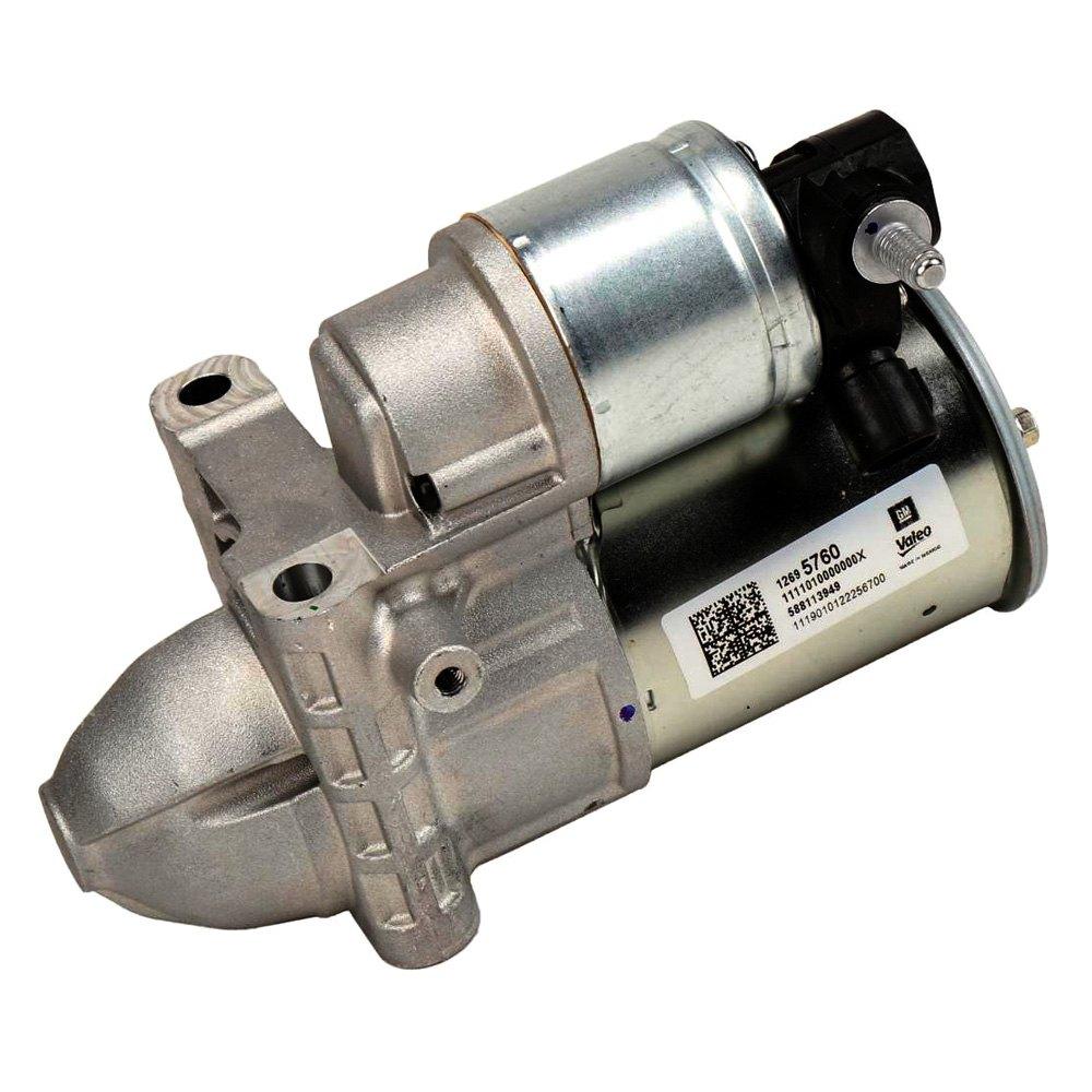 ACDelco 12667974 GM Original Equipment Starter