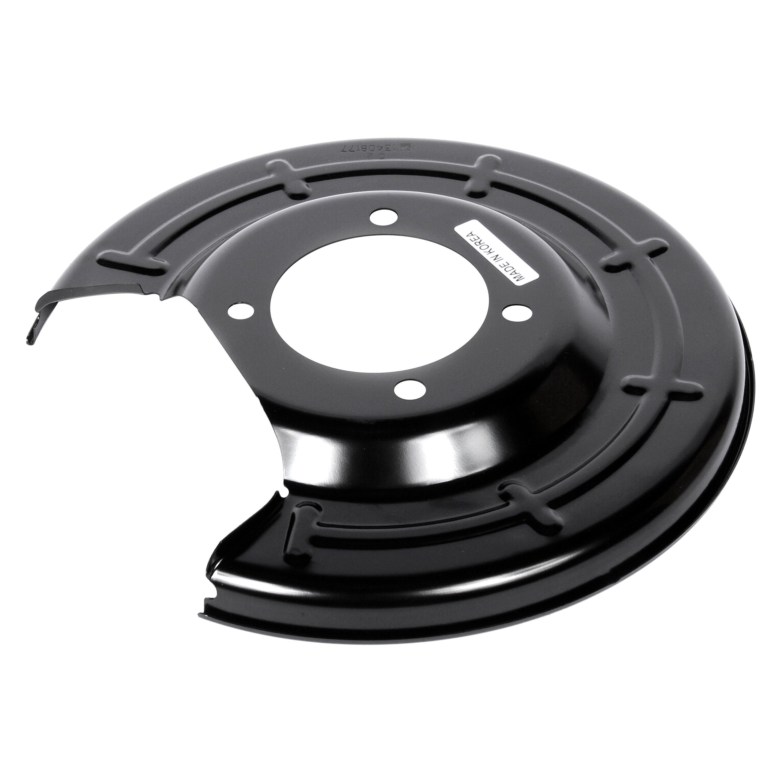 ACDelco 13324456 GM Original Equipment Front Brake Dust Shield