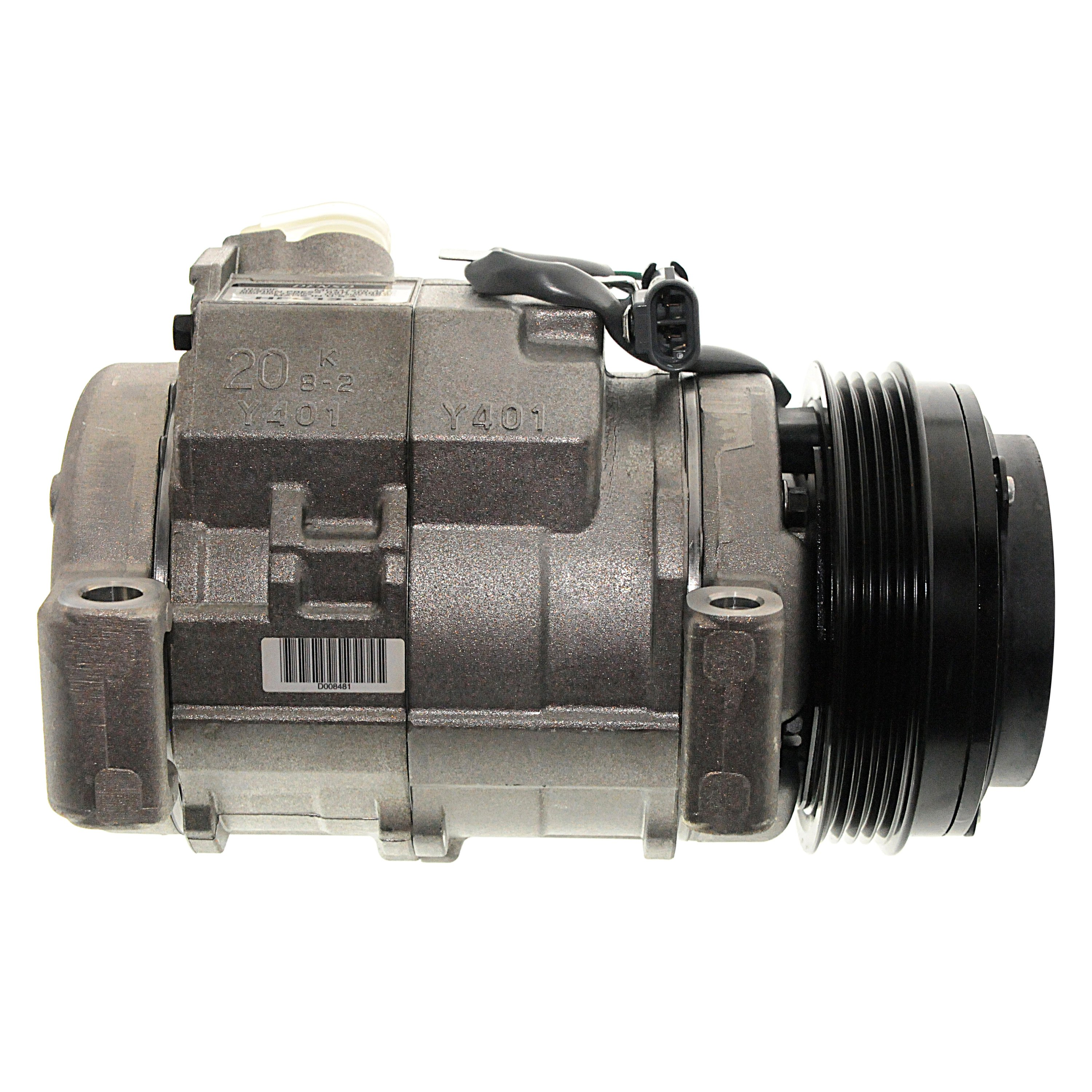 ACDelco 15-20941 GM Original Equipment Air Conditioning Compressor and Clutch Assembly