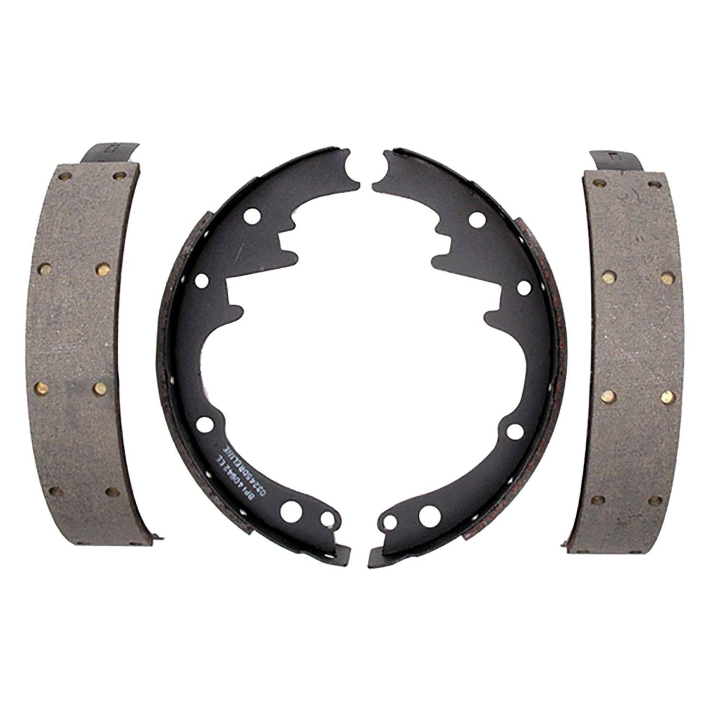 Brake Shoe Body : Acdelco b professional™ rear drum brake shoes