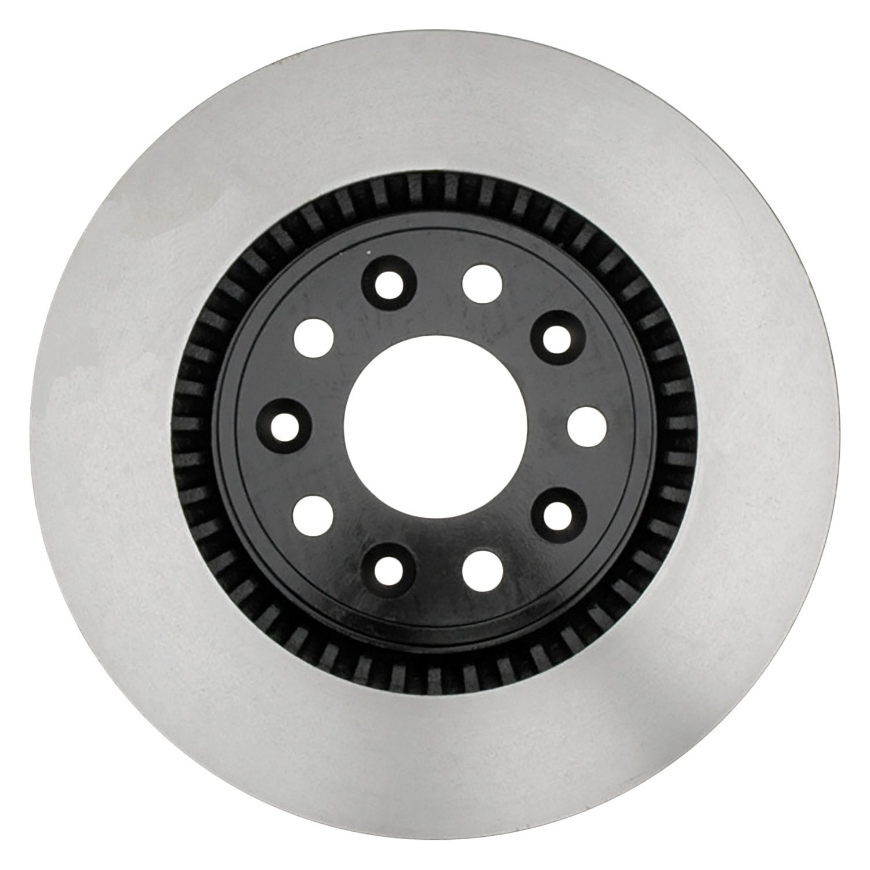 ACDelco® - Advantage™ 1-Piece Front Brake Rotor