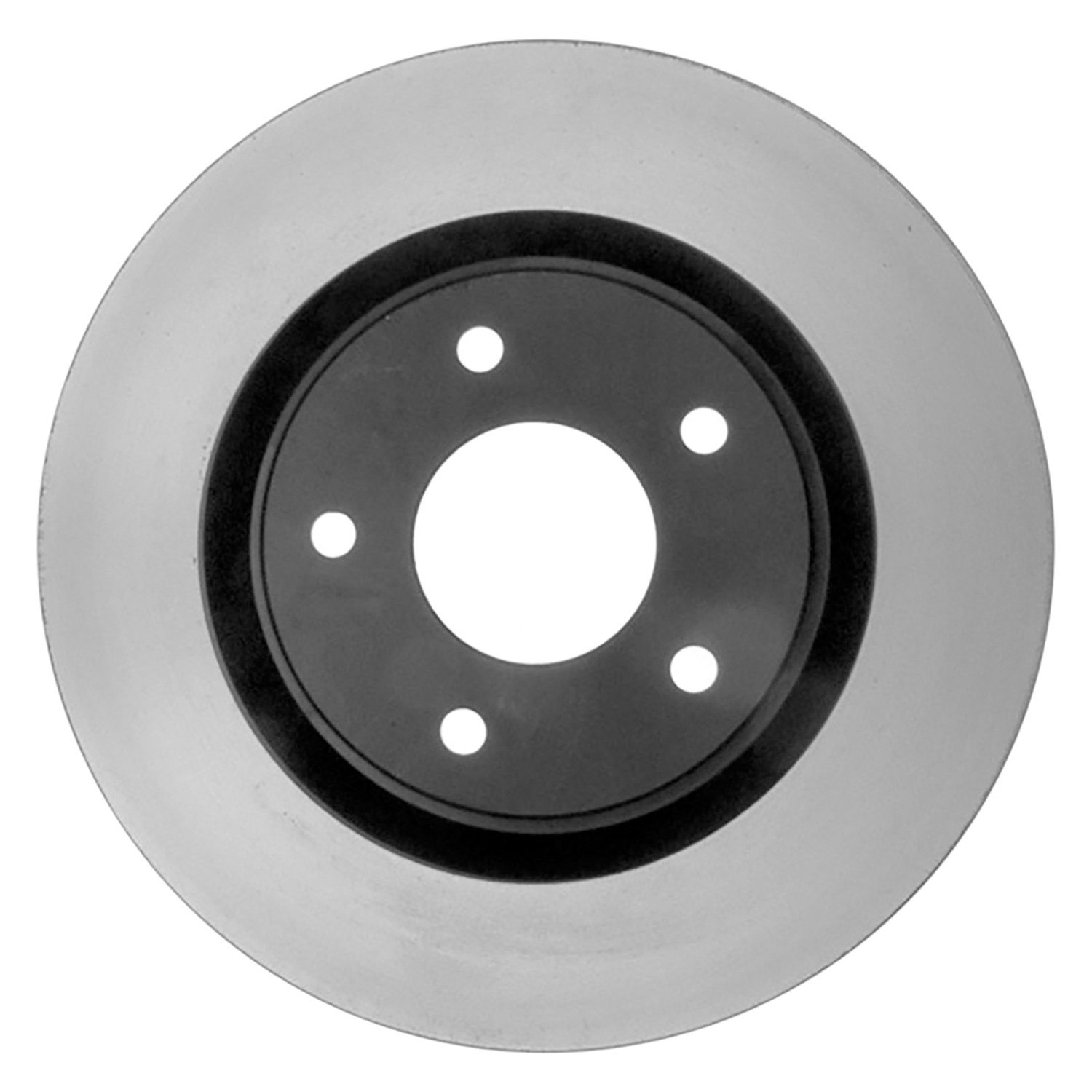 ACDelco 18A2571AC Advantage Coated Front Disc Brake Rotor